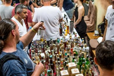 Whisky and Food Festival 2019 - Z pasji do alkoholu  [ZDJĘCIA]