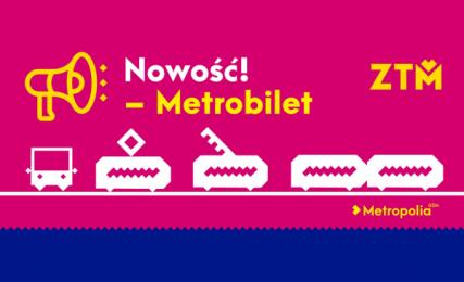 Śląskie: Metrobilet od 27 czerwca