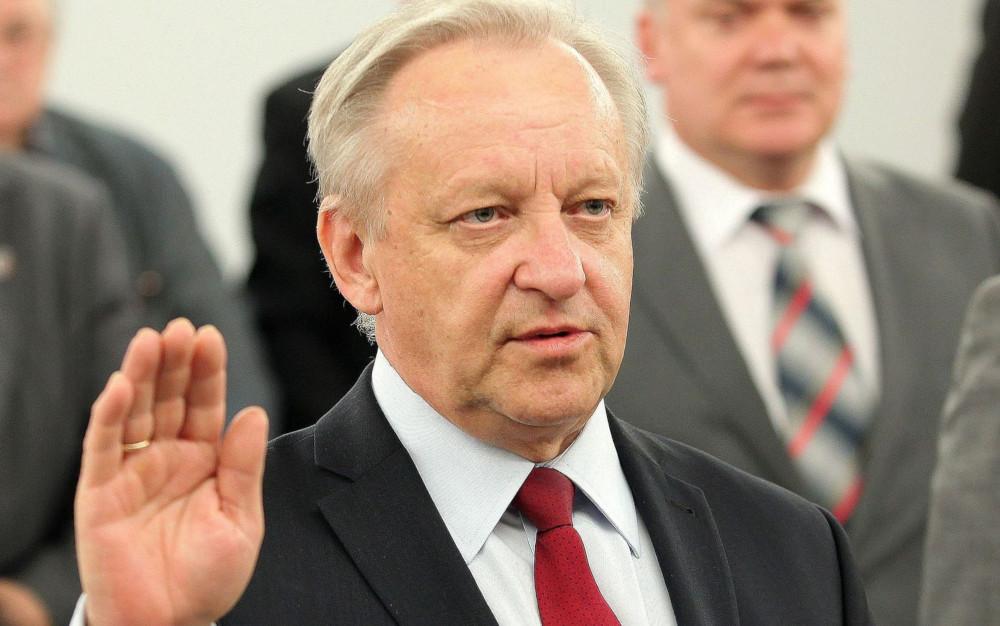 """Bolesław Piecha """"jedynką"""" PiS w naszym regionie. Polityk przedstawił program wyborczy"""