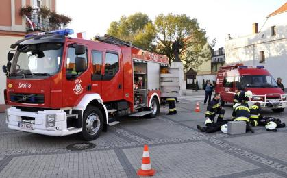 Chcesz zostać strażakiem? Ochotnicza Straż Pożarna w Mikołowie - Kamionce rekrutuje!