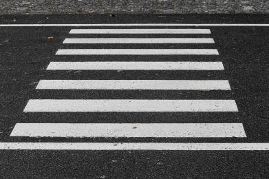 """Dziś działania """"Bezpieczny pieszy"""""""