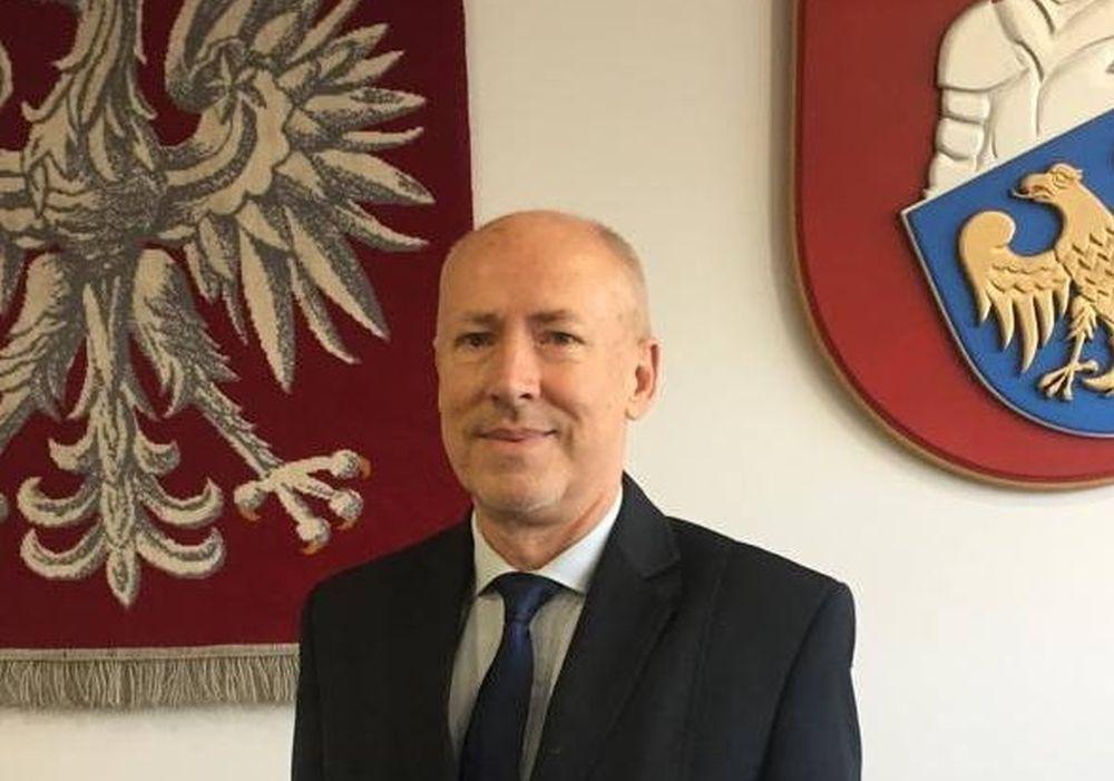 Starosta mikołowski Mirosław Duży kandyduje do sejmu