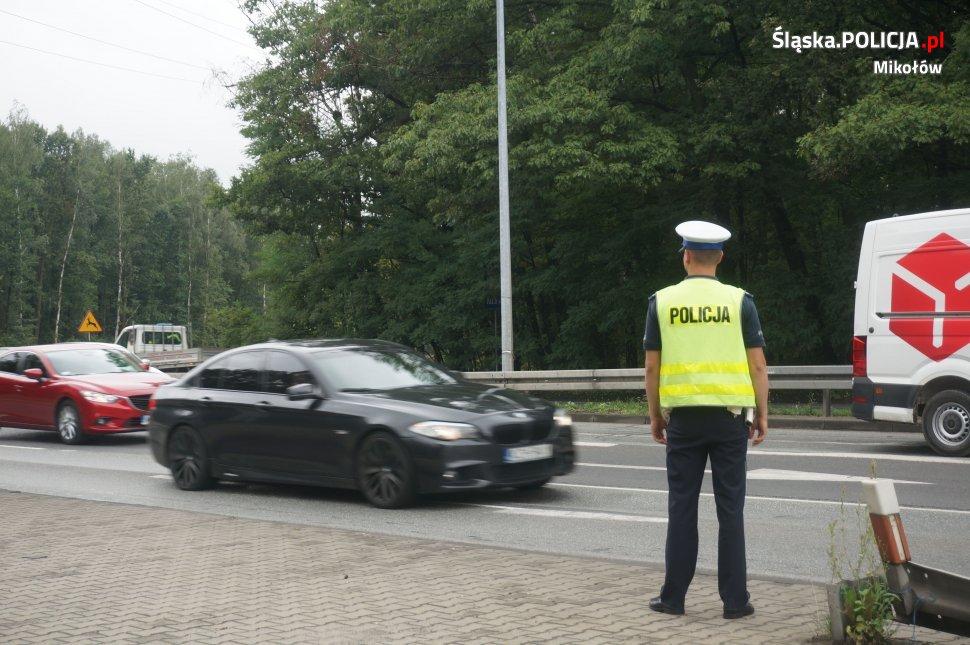 """Mikołowska drogówka podsumowała działania """"Prędkość"""""""