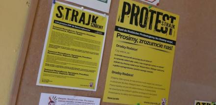 Czy nauczyciele będą kontynuować strajk we wrześniu? Właśnie się naradzają