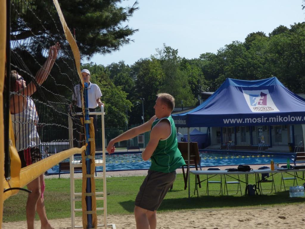 XII Grand Prix Mikołowa w siatkówce plażowej 2019 - III turniej