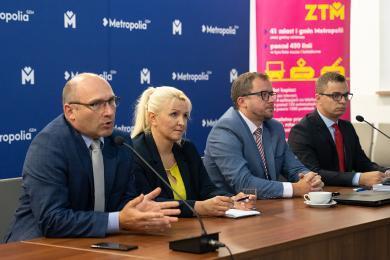 ZTM przedstawił projekt nowej siatki połączeń. Metrolinie uzupełnieniem kolei