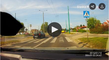 Stop agresji drogowej