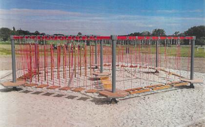 W Mikołowie powstanie park linowy? Jest taki pomysł mieszkańców!