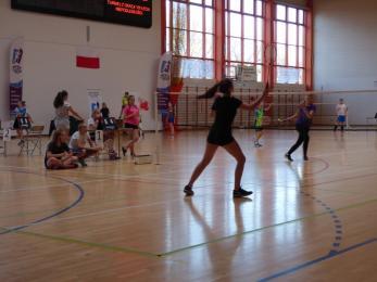 XII Mikołowska Jesień z Badmintonem