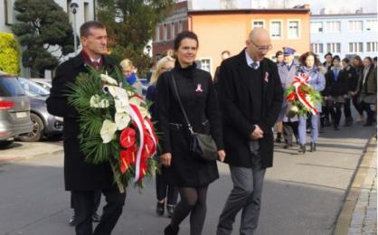 Święto Niepodległości w Mikołowie