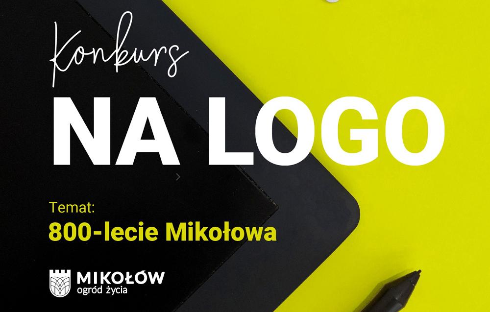 Zaprojektuj logo na 800-lecia Mikołowa!