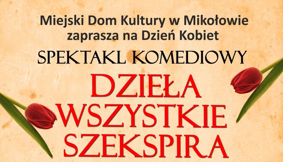 Teatr Młodszego Widza i Dzień Kobiet w MDK