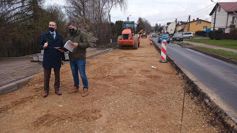 Remont na ulicy Pszczyńskiej już trwa