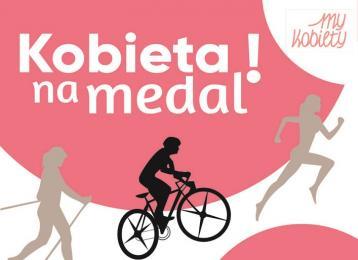 Kobieta na medal - bieg charytatywny dla Anny Sikory