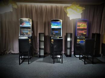 Nielegalne automaty do gier w rękach policji