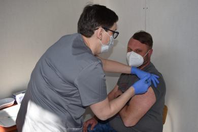 Osoby niepełnosprawne mają pierwszeństwo szczepienia