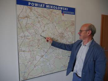 Ważne deklaracje dyrektora Zarządu Dróg Wojewódzkich. Będzie przebudowa drogi 925!