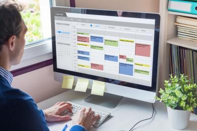 Grafiki pracy online - jak uzupełnić?