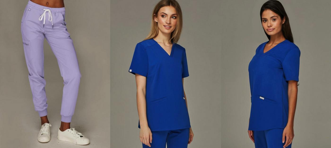 Modna niezależnie od rozmiaru - damska odzież medyczna