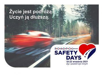 Roadpol Safety Days – żyj i pozwól żyć innym