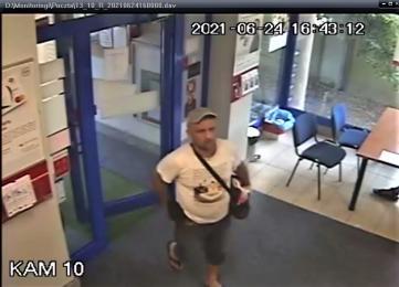Ukradł telefon komórkowy. Rozpoznajesz go?