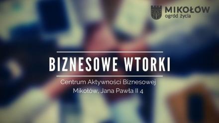 Biznesowe wtorki w mikołowskim Centrum Aktywności Społecznej