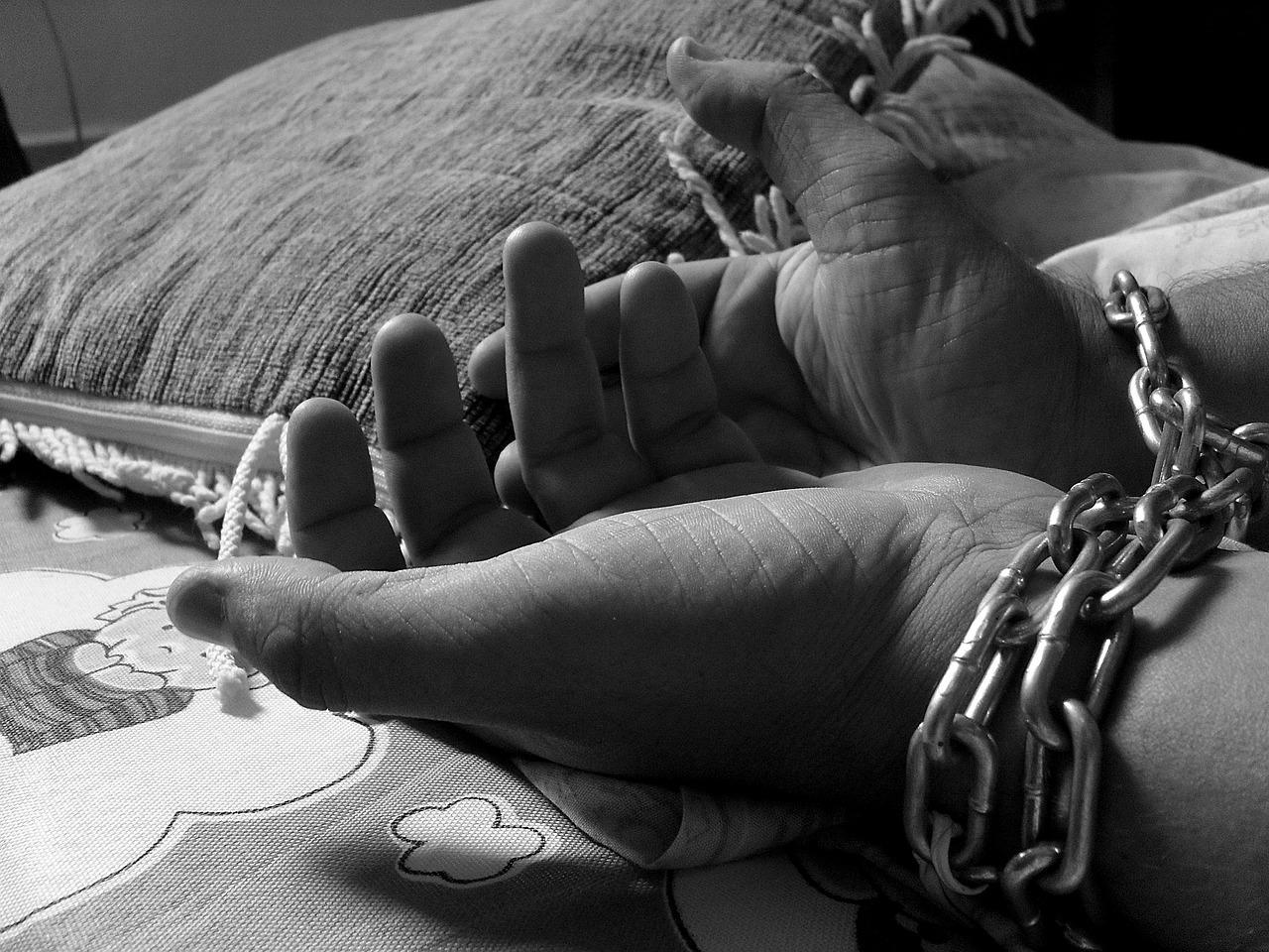 18 października - Europejski Dzień przeciwko Handlowi Ludźmi i Niewolnictwu