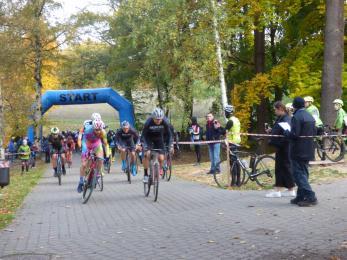 [Foto] Podsumowanie V Ogólnopolskiego wyścigu w kolarstwie przełajowym