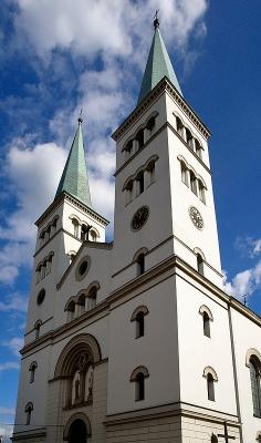 Mikołów - Bazylika pw. św. Wojciecha