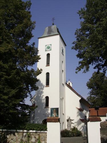Bujaków - Kościół pw. św. Mikołaja