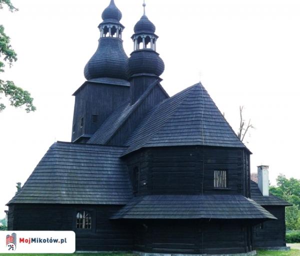 Borowa Wieś - Kościół pw. św. Mikołaja