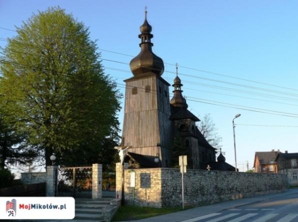 Paniowy - Kościół pw. św. Piotra i Pawła